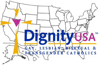 Map of DignityUSA