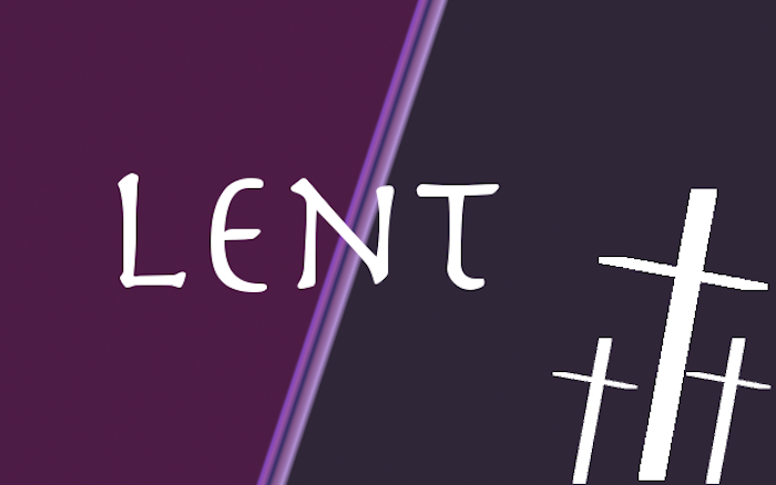 Lent, Letters and Local Communities
