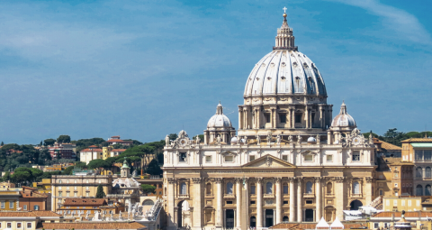 Vatican, Rome, St. Peter's, Pope, Pope Francis